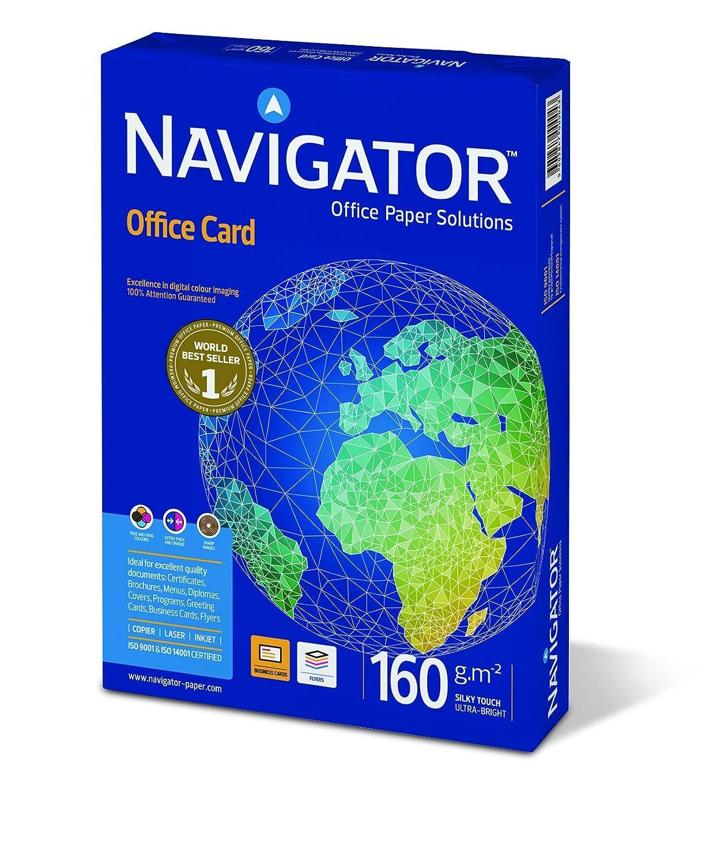 Formato A4 Navigator Expression Carta Premium per ufficio 90 gr 1 Risma da 500 Fogli