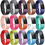 Amazon Price History for:For Fitbit Charge 2 Bands, TreasureMax Latest Replacement Accessory Sport Bands Strap for Charge 2 HR Fitness Wristband/ Fitbit Charge 2