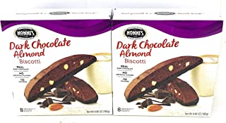 product image for Nonni's Dark Chocolate Almond Biscotti 6.88oz (195g), 2 Pack