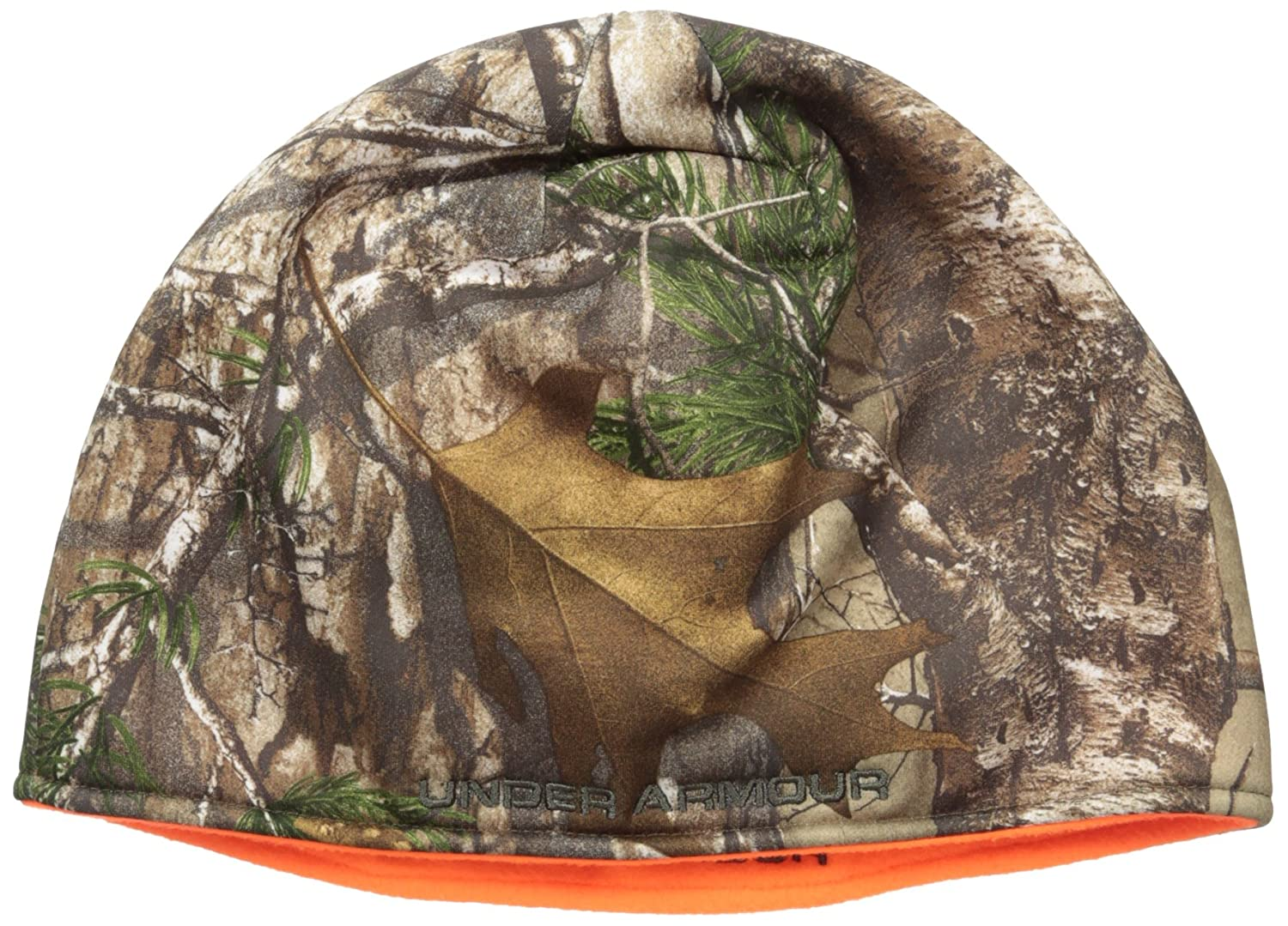 1a699618b94 Amazon.com  Under Armour Men s Reversible Camo Beanie  Sports   Outdoors