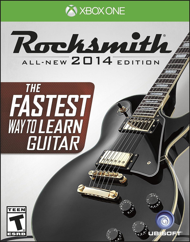 Amazon Rocksmith 2014 Edition Xbox One Video Games