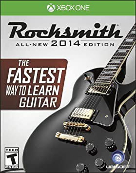 RockSmith 2014 for Xbox One by Ubisoft: Amazon.es: Deportes y aire libre