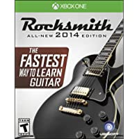 Rocksmith 2014 - Xbox One Cable Included Edition