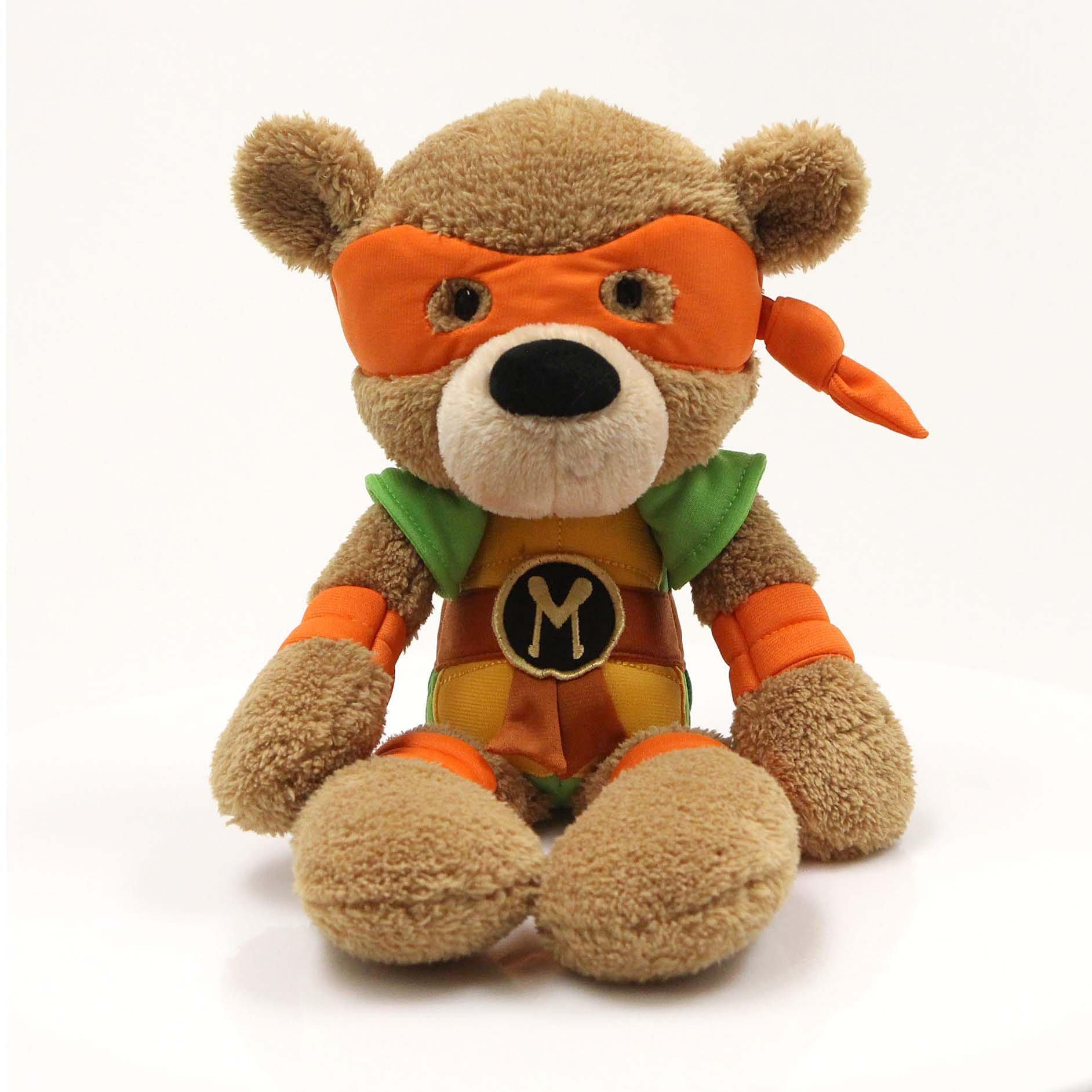 Michaelangelo Fuzzy Bear 12: Amazon.es: Gund: Libros