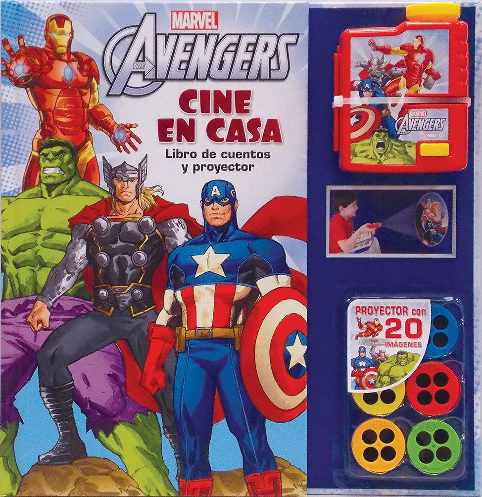 CINE EN CASA: THE MARVEL AVENGERS: Varios Autores ...
