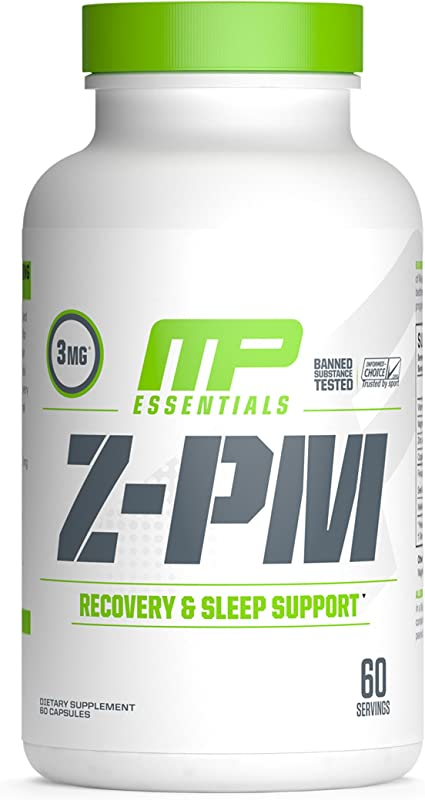 Essentials Z-PM 60 Capsules