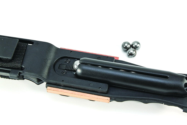 Schrade SCHF39 Guide Master Sling Shot Full Tang Fixed Blade Knife