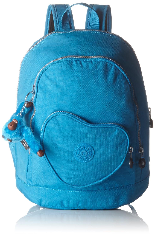 Kipling Heart Backpack Kinder-Rucksack, Icy Blau