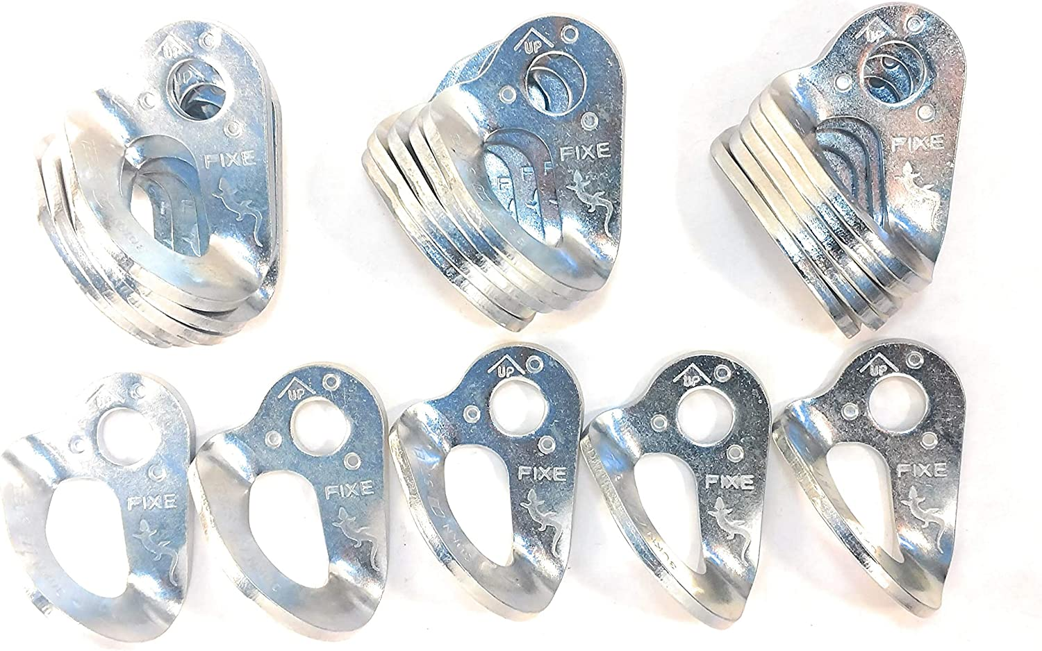 Fixe Stainless Steel Bolt Hanger CE//UIAA Certified