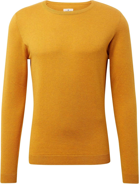 Tom Tailor Mens Leichter Sweater