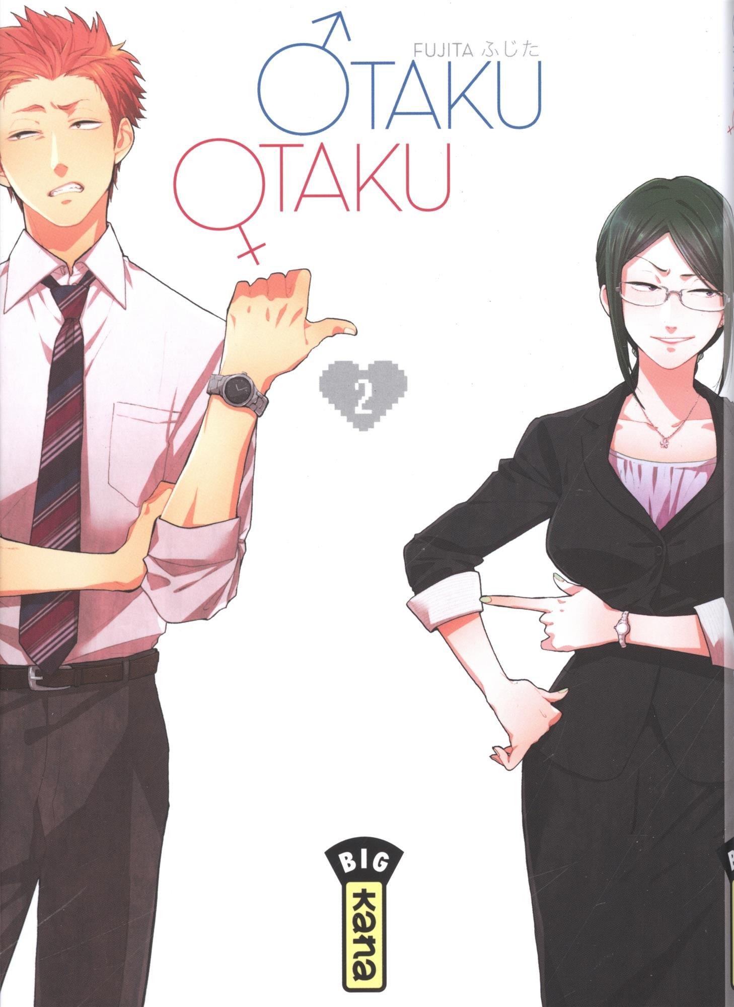 """Résultat de recherche d'images pour """"otaku otaku kana tome 2"""""""