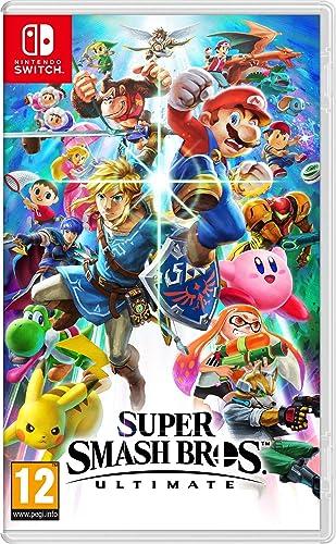 Super Smash Bros Ultimate - Nintendo Switch [Importación italiana]: Amazon.es: Videojuegos