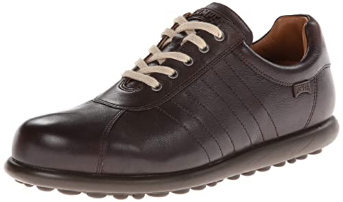 Camper Pelotas Ariel Men Low-Top Sneakers, Brown (Dark Brown 204),. Roll  over image to zoom in. Camper Adults First Order 915d9f640e0a