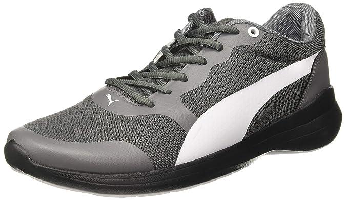 Drish Idp Castlerock White Bla Sneakers