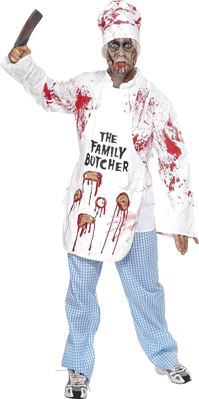 Smiffys Genérico - 355252 - Disfraz de Halloween adulto Zombi ...