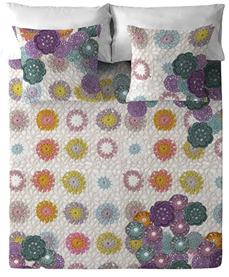 Hook Up Crochet Jusqu'43476 Mito Drap de lit: Amazon fr