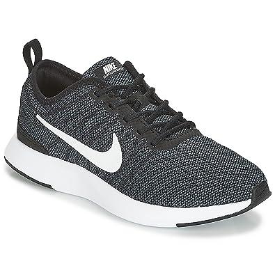 Nike Jungen Dualtone Racer (ps) Fitnessschuhe Schwarz (Black