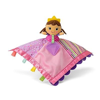 Infantino Sparkle Soft and Snuggly Lovie Pal Princess : Baby
