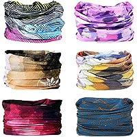 YouGa Headband Bandana - Outdoors Headwear, Scarf Bandanna, Wide Headband, Headwrap Balaclava Tube Mask Multifunctional Headwear