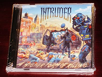 Intruder - A Higher Form Of Killing - Amazon.com Music