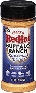 product image for Frank's RedHot Buffalo Ranch Seasoning Blend, 4.75 oz