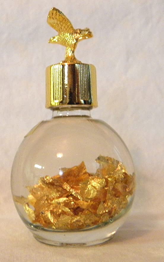 Lowest Price online !! 11 Gold Flake Vials..