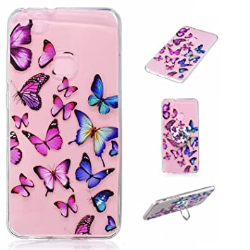 coque silicone p10 lite huawei papillion