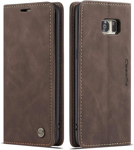Caseme magnético Desmontable Billetera Teléfono Estuche Para Samsung Galaxy S9