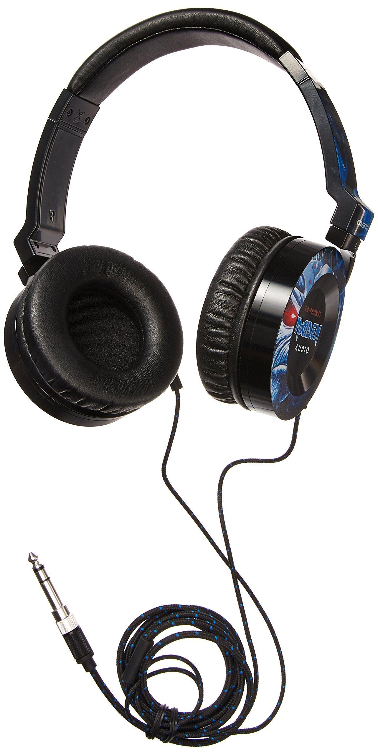 Onkyo Audio Headphones Wired Headset for Universal/Smartphones - Black