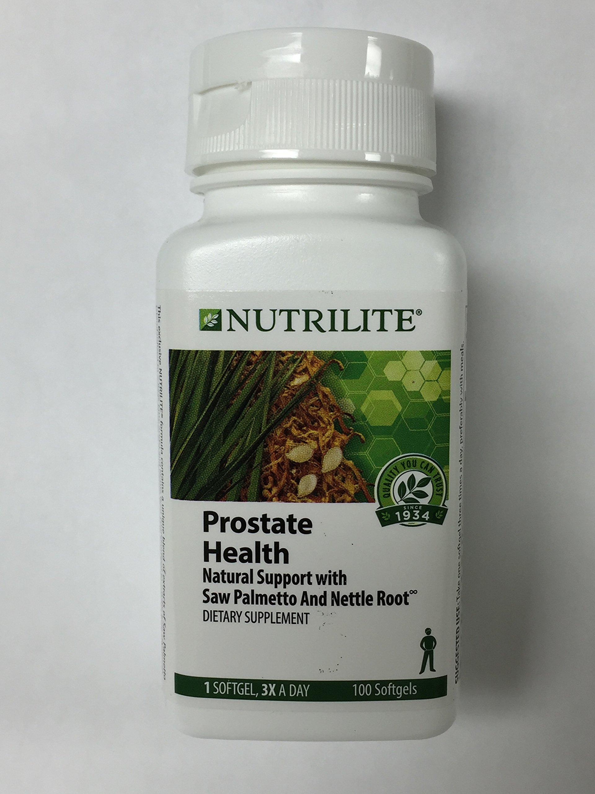 Nutrilite Prostate Health