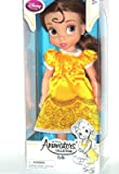 Disney - Poupée Animator Belle - 38 cm environ     