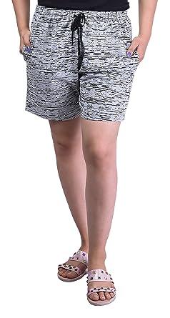 69GAL Women's Cotton Shorts Shorts