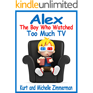 Alex The Boy Who Watched Too Much TV