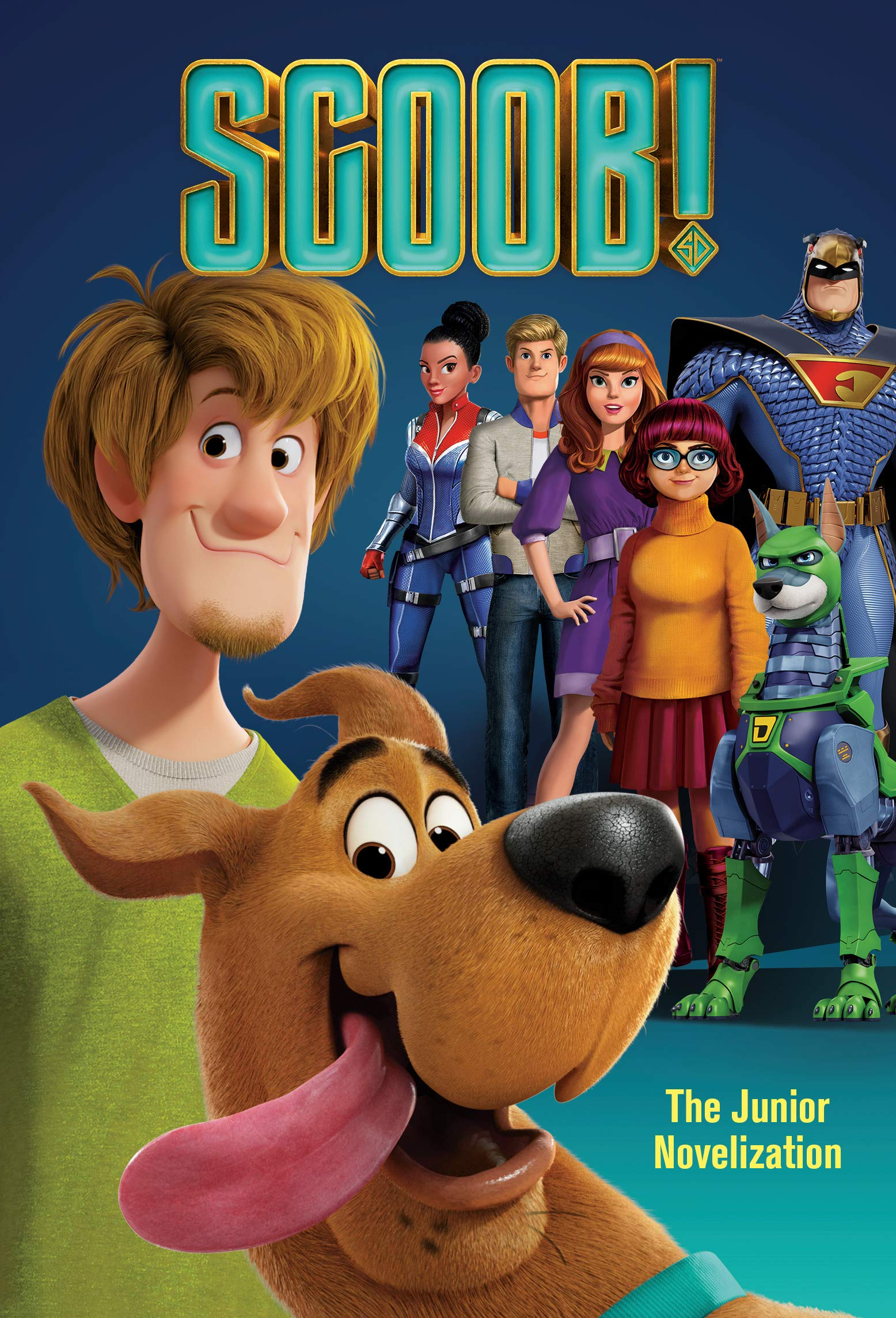 Scoob! (2020) Subtitle Indonesia