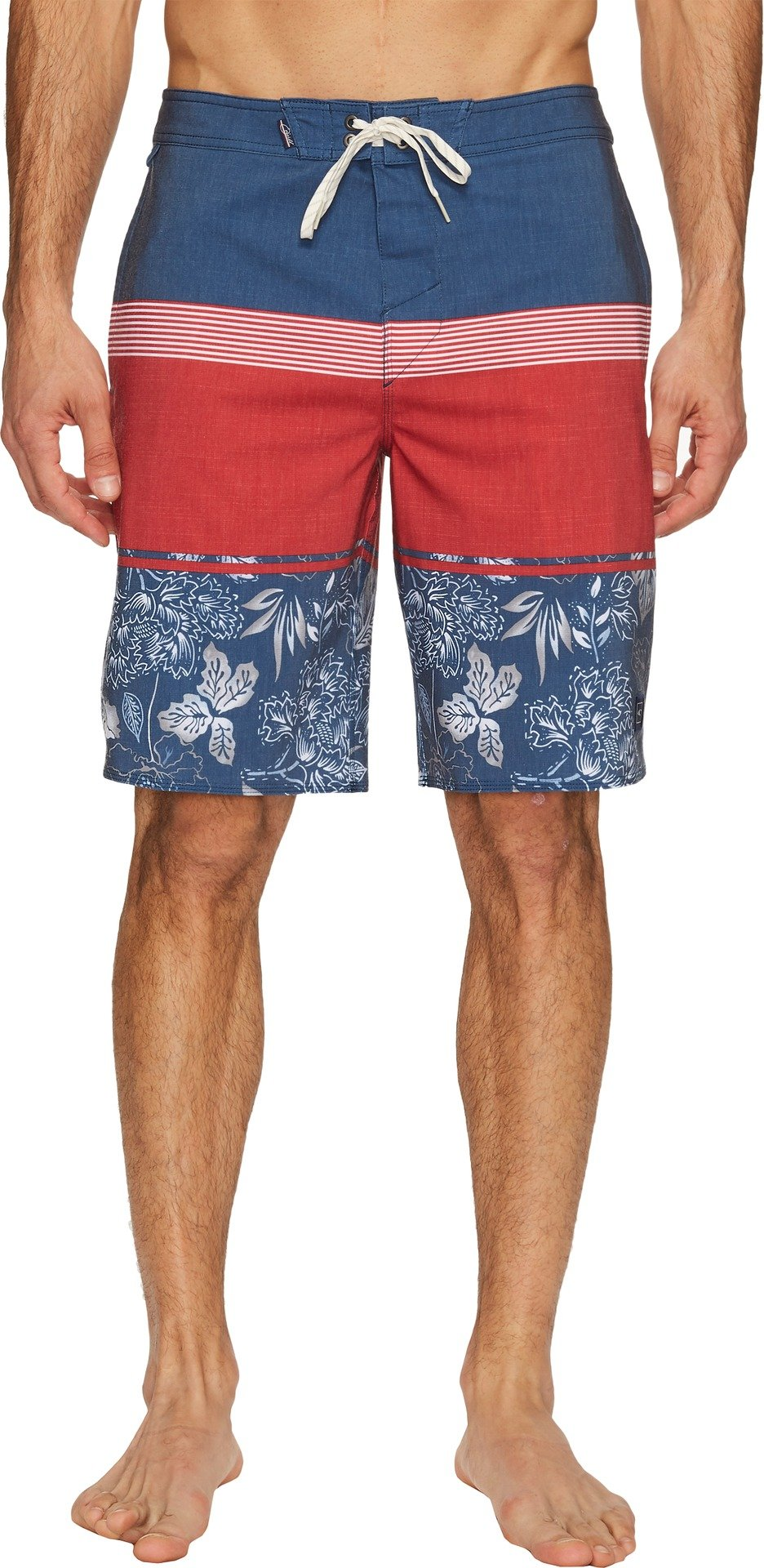 O'Neill Men's Jack Surfside Boardshorts,36,Red