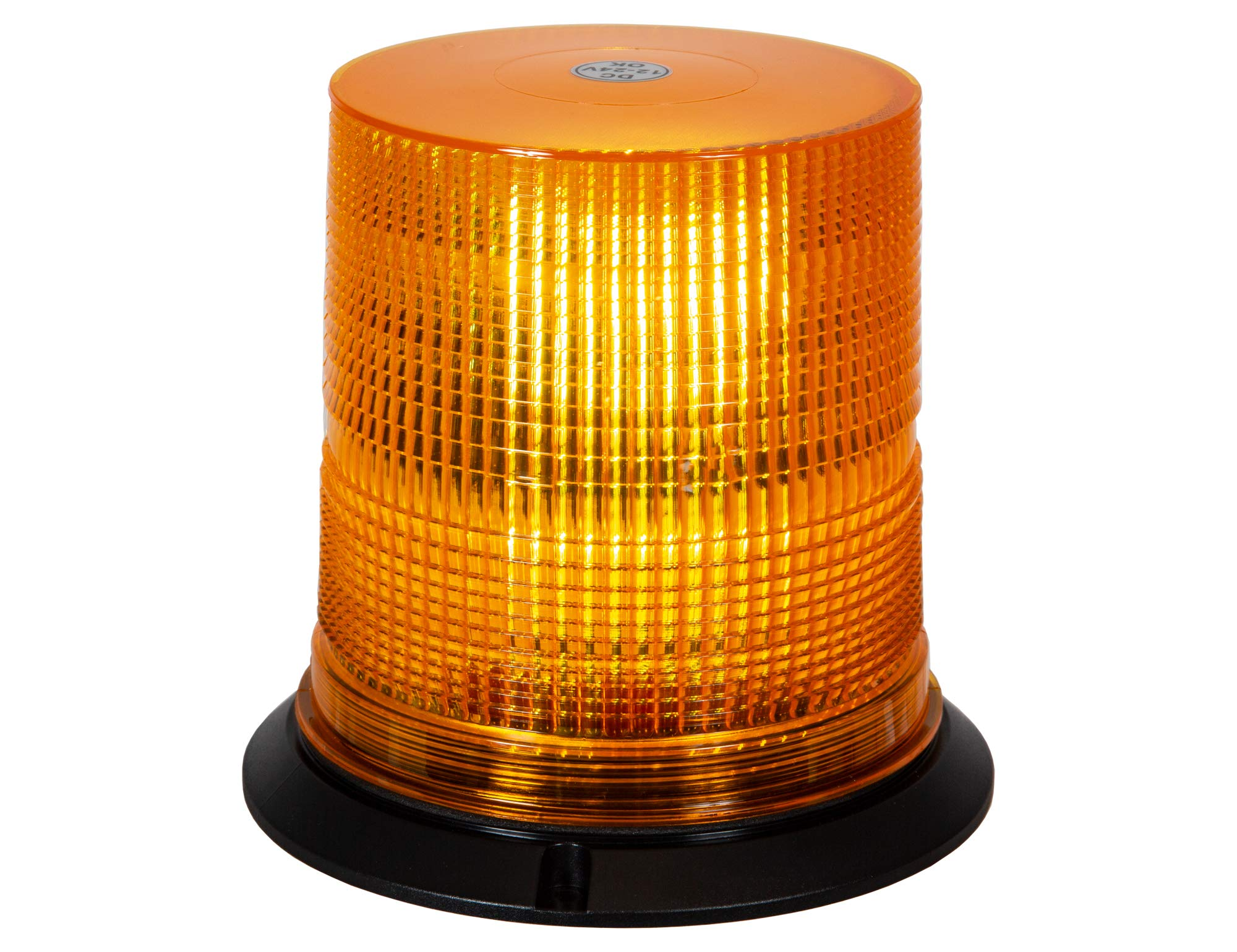Buyers Products (SL-660A) Flashing Amber Beacon- Permanent Mount