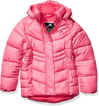 Vertical 9 Girls Bubble Jacket More Styles Available