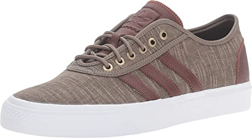 pretty nice 66b12 d9dd3 Adidas Originals Seeley Premiere - Zapatillas para Hombre, Simple  Brown Auburn White,