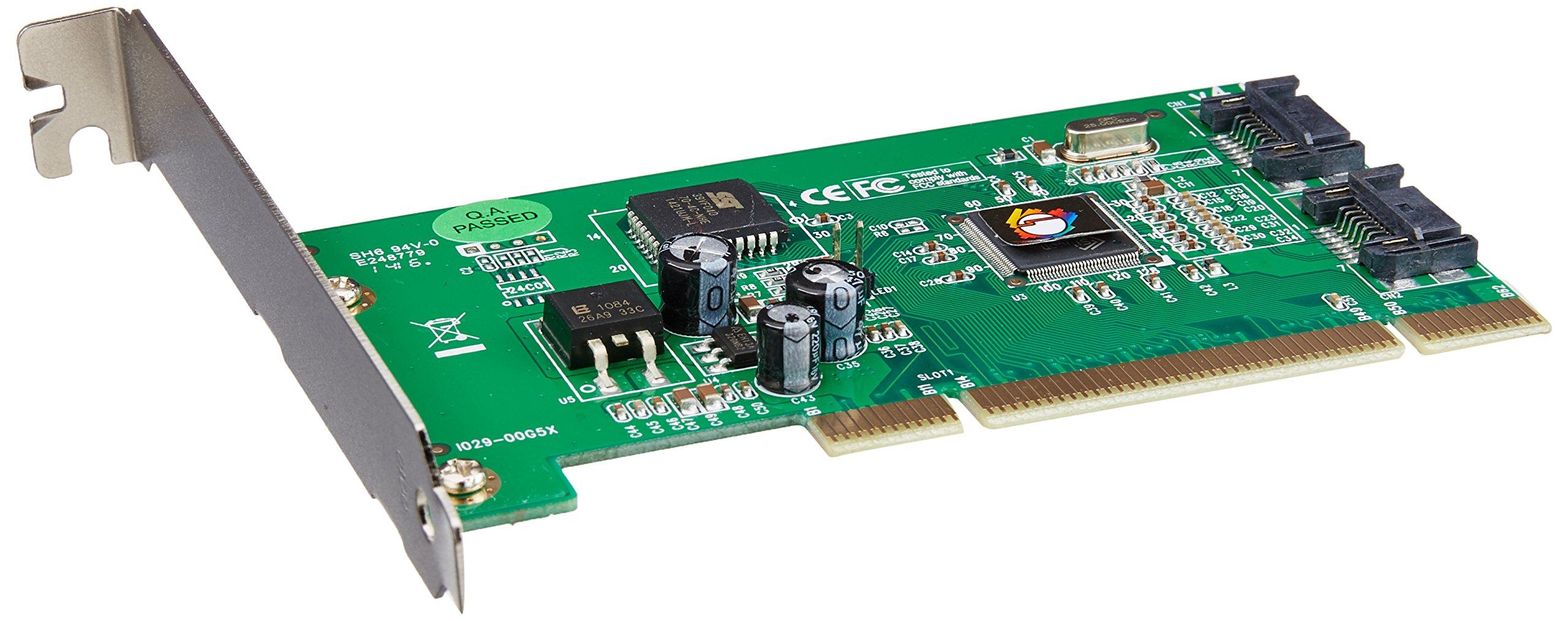 SIIG Serial ATA PCI (SC-SAT212-S4) by SIIG