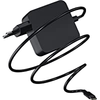 65W Adaptador Cargador portátil USB C Tipo C para Lenovo Yoga 720-13 730-13 910-13 920-13,ThinkPad X1 T480 T580 T490…