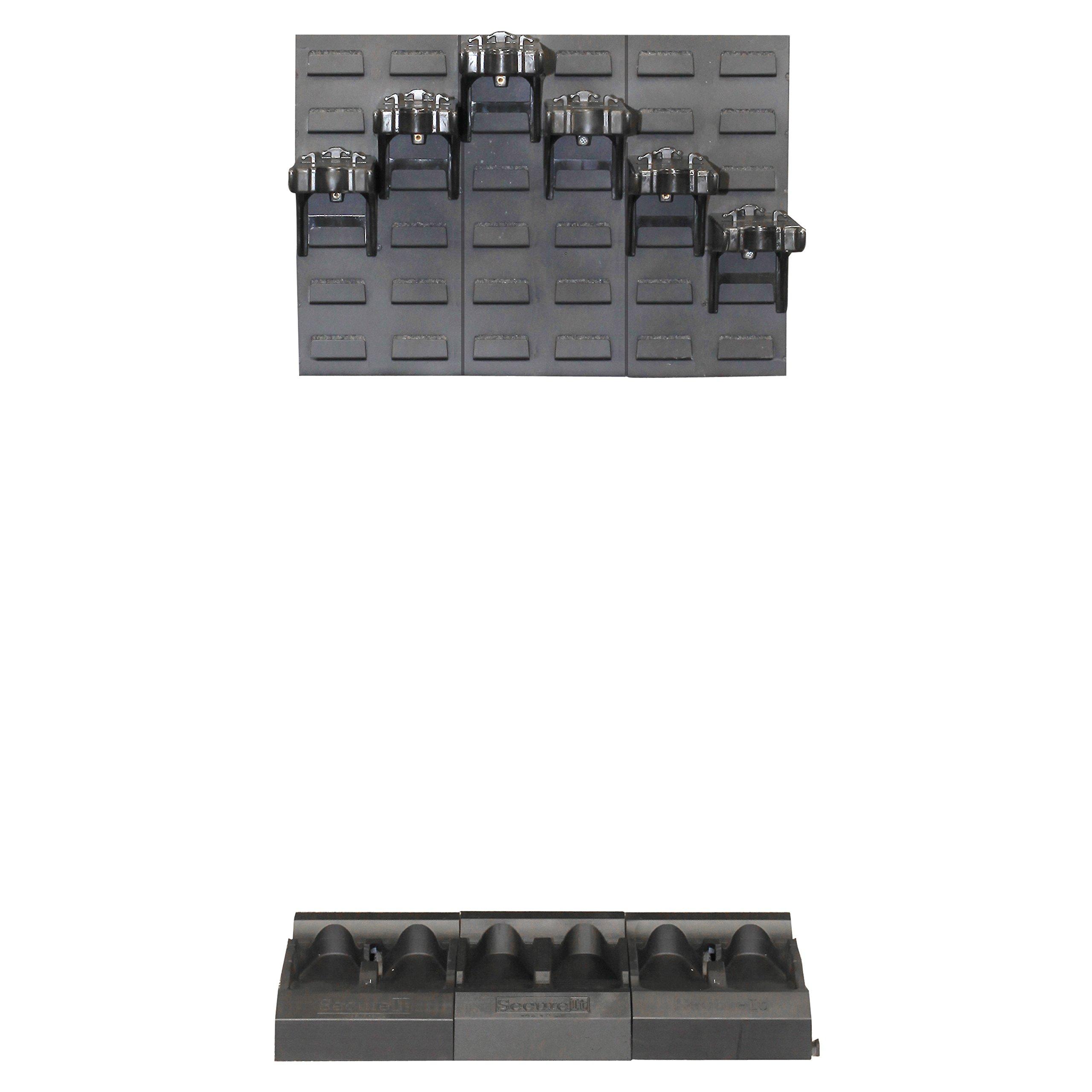 SecureIt Tactical Rapid 6 Modular Conversion Kit, Black