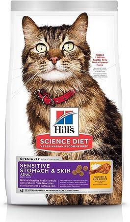 science diet kitten food worms
