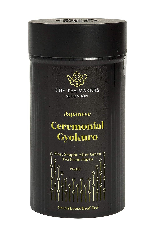 Japanese Premium Gyokuro Green Tea 100g Caddy