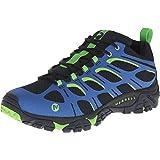 Merrell Men's Moab Edge Multisport Outdoor Shoes, Blue