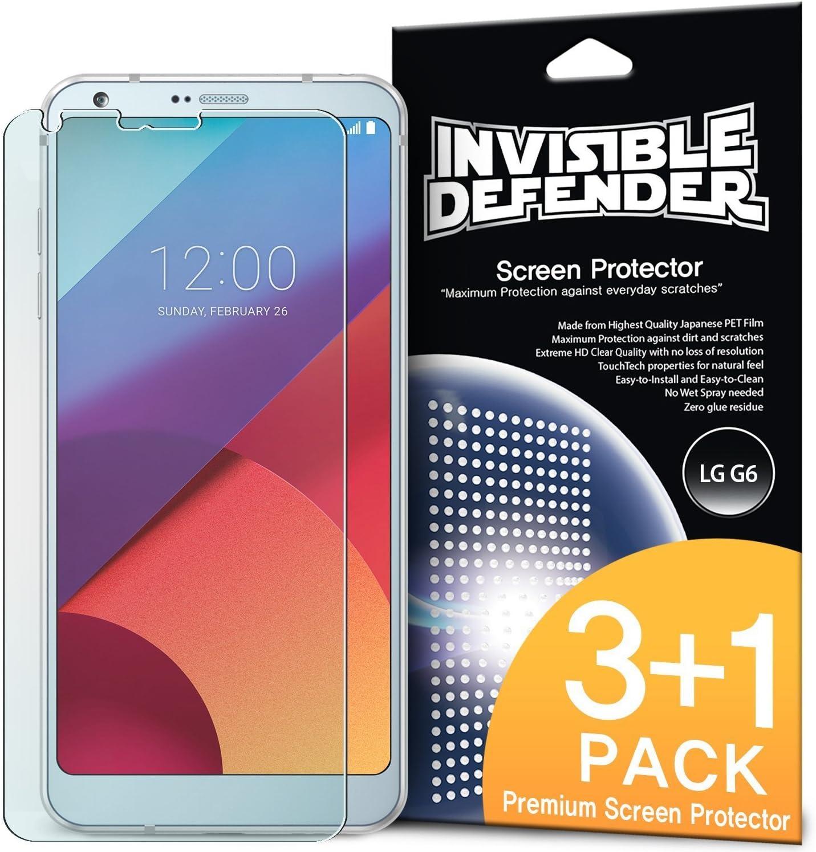 Ringke Protector de Pantalla para LG G6 / G6 Plus: Amazon.es ...