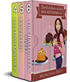 The Kitchen Witch: Box Set: Books 4-6: Cozy Mystery (The Kitchen Witch Series Boxset Book 2)