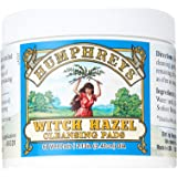 Humphrey's Witch Hazel Cleansing Pads, 60 Pads