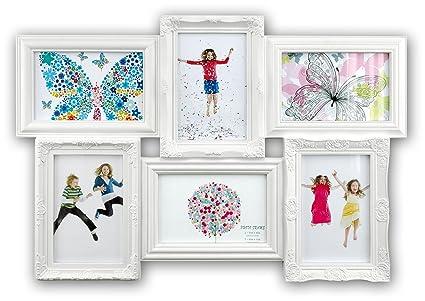 Amazon.com - Almeria multiple plastic frame image format ...