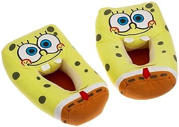 a buon mercato selezione straordinaria vari stili United Labels 0113389 - Spongebob, Pantofole di Peluche, Numero 38 ...
