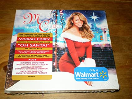 Mariah Carey - Merry Christmas II You LIMITED EDITION BOX SET ...